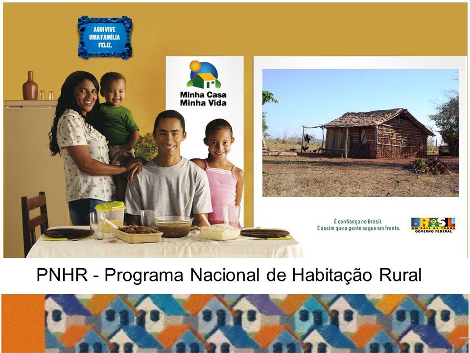 2 PNHR - Programa Nacional de Habitação Rural