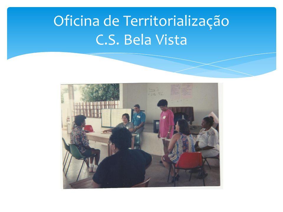 Oficina de Territorialização C.S. Bela Vista
