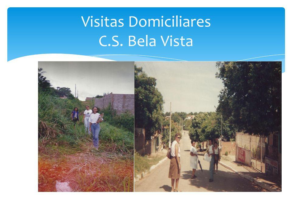 Visitas Domiciliares C.S. Bela Vista