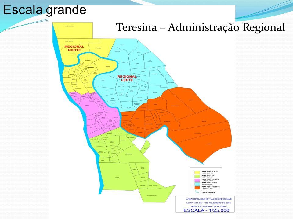 Teresina – Administração Regional