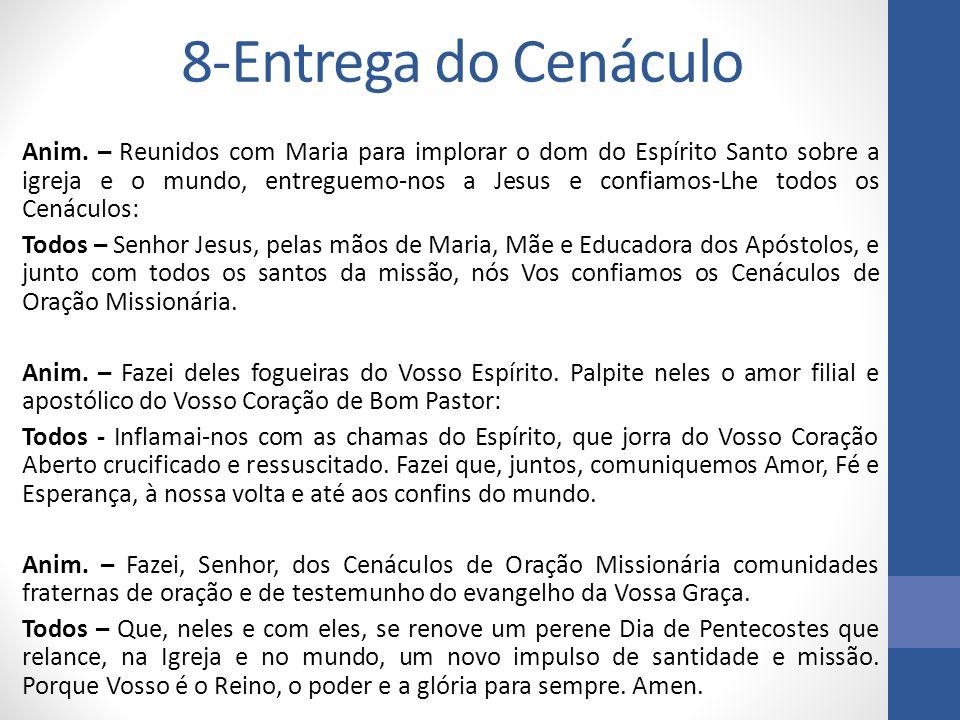 8-Entrega do Cenáculo Anim.