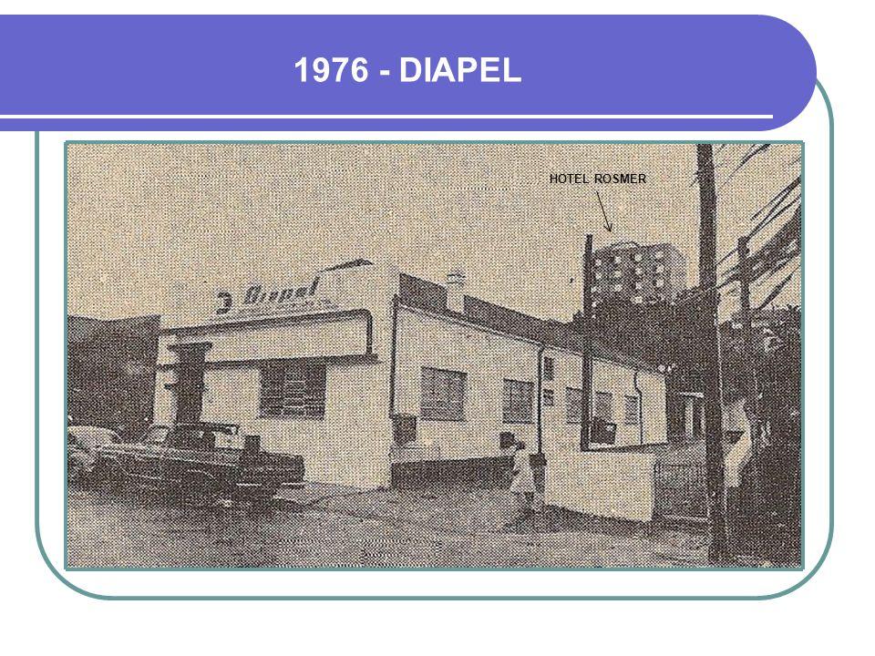 AVENIDA GENERAL CÂMARA DIAPEL