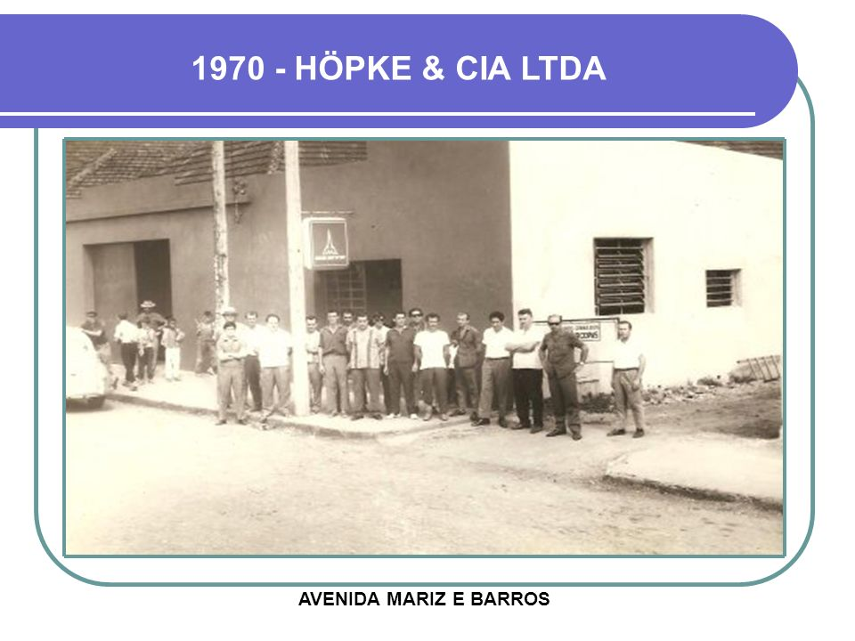 1968 - HÖPKE & CIA LTDA REVENDA DE TRATORES DEUTZ
