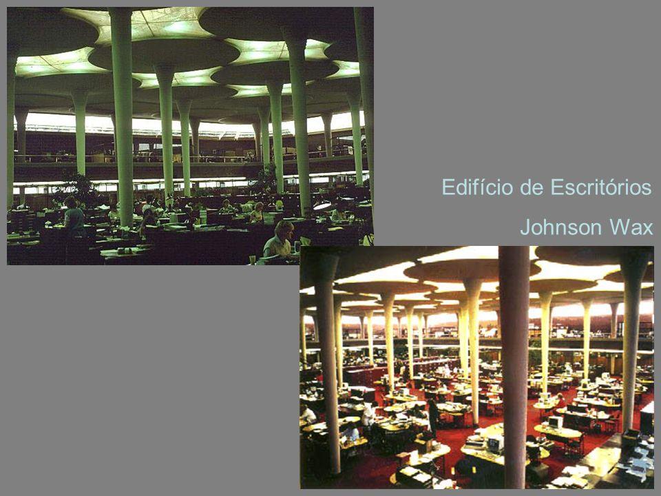 Edifício de Escritórios Johnson Wax