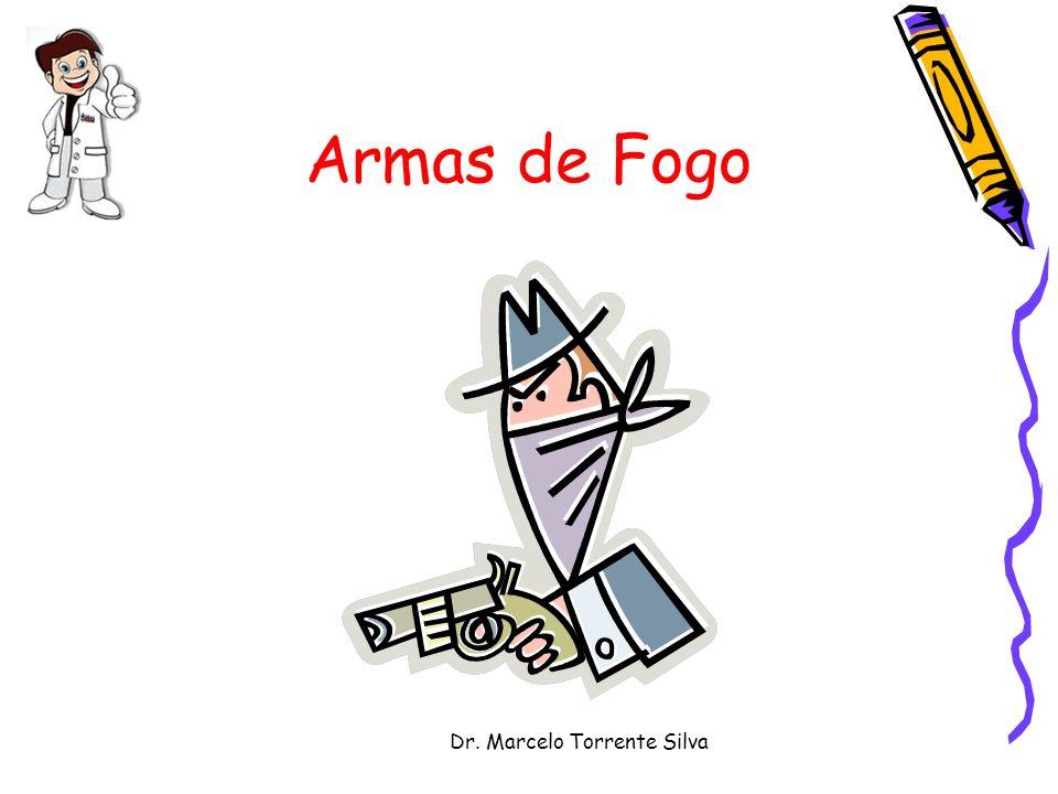 Dr. Marcelo Torrente Silva Armas de Fogo