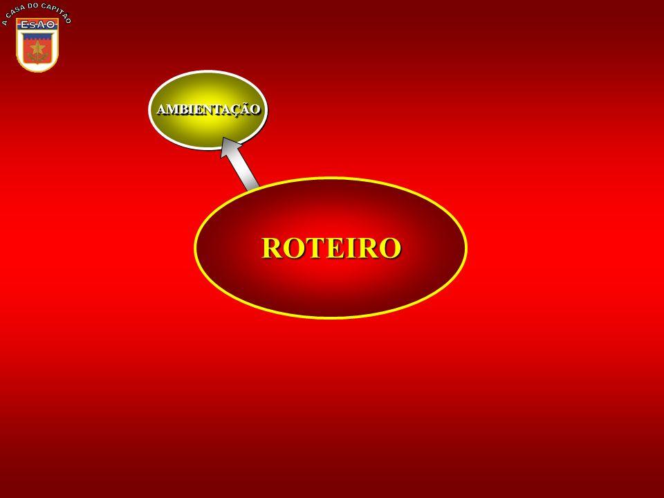 AMBIENTAÇÃOAMBIENTAÇÃO ROTEIRO