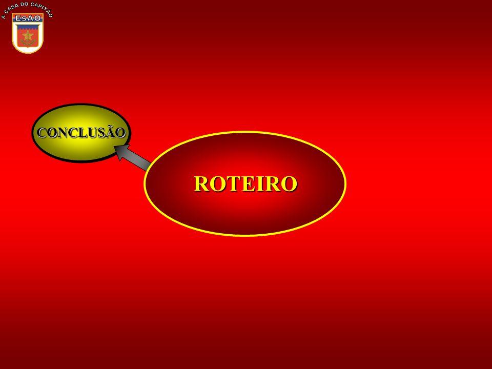 CONCLUSÃOCONCLUSÃO ROTEIRO