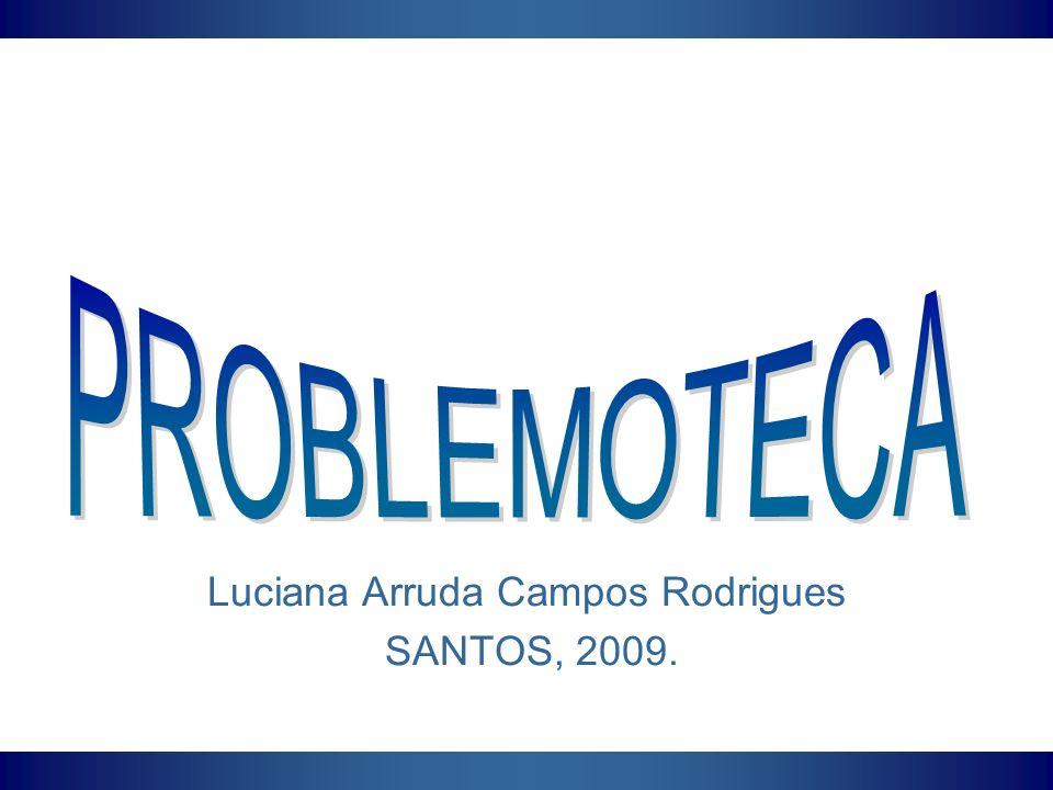 Histórico da nossa problemoteca Realizamos análise de problemas matemáticos, seleção de problemas interessantes, confecção de uma problemoteca e fundamentação teórica para subsidiar a prática docente.