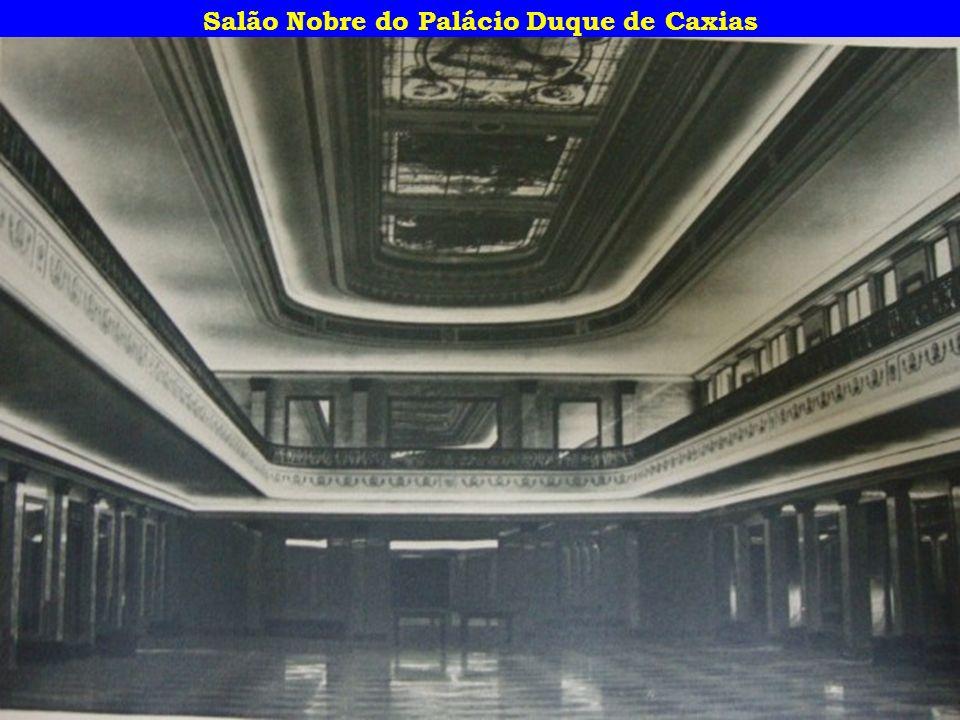 Salão Nobre do Palácio Duque de Caxias