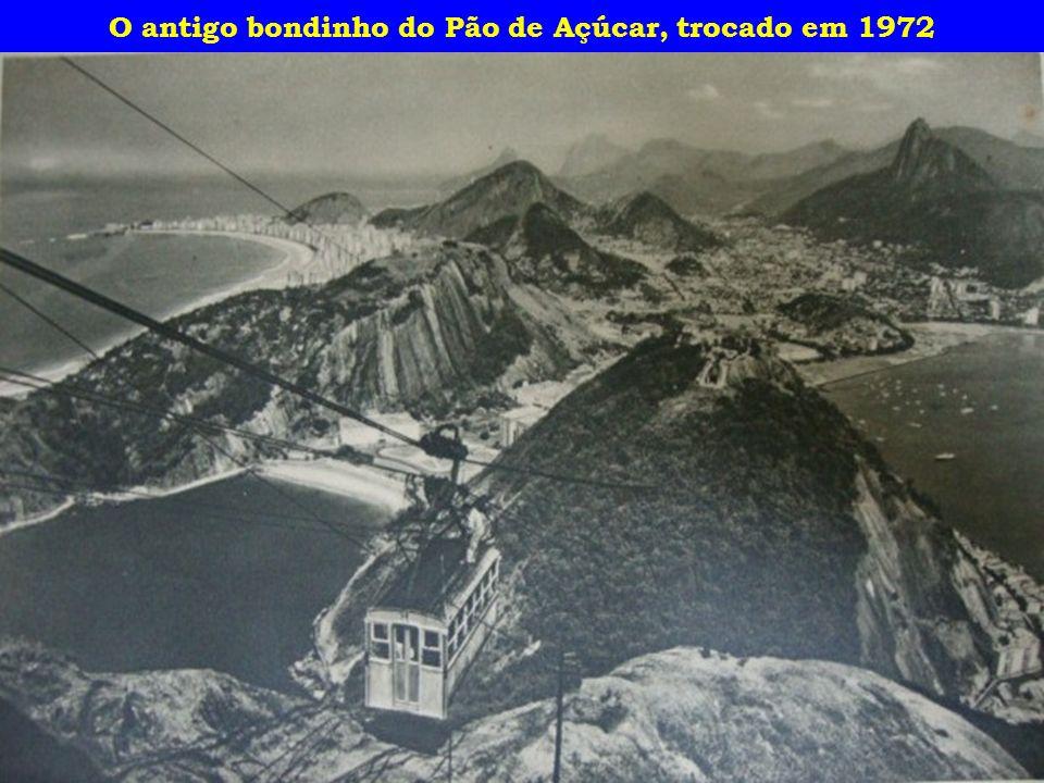 O bairro do Flamengo bem antes do Aterro