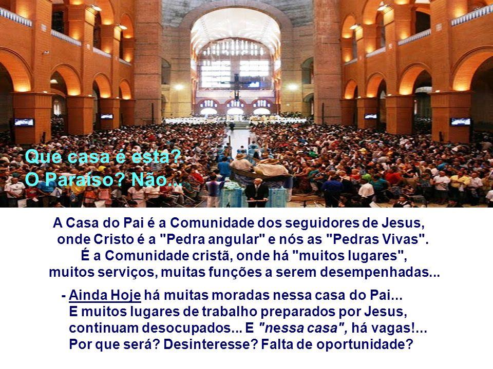 * Resumindo, a Igreja é: - É um POVO ORGANIZADO, em que os membros têm diferentes tarefas, tais como o serviço da Caridade, da Palavra e do Culto. - É