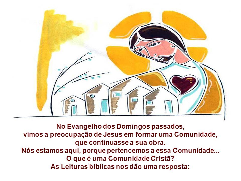 Cristo garante: Estou convosco...