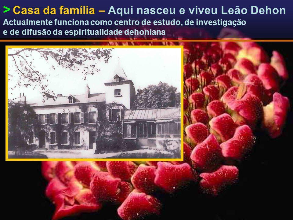 > 14|março|1843 Nascimento em La Capelle, no norte de França