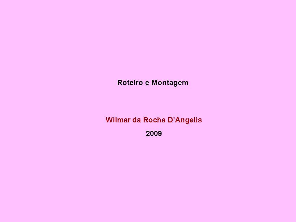 Roteiro e Montagem Wilmar da Rocha DAngelis 2009