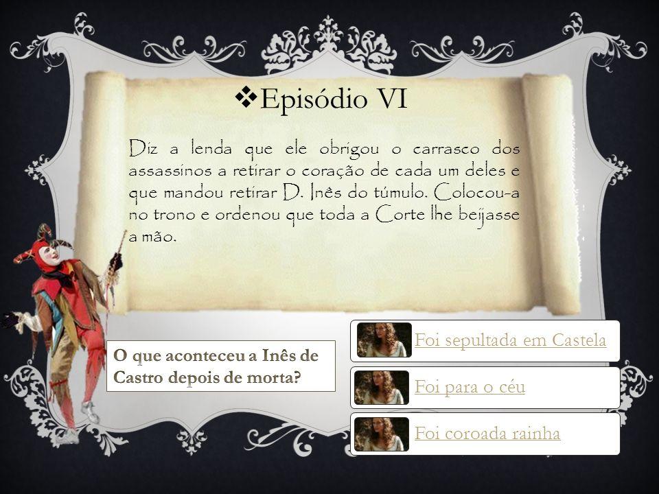 Consulta a ligação: http://pt.wikipedia.org/wiki/Pedro_I_de_Portugal Pista 5
