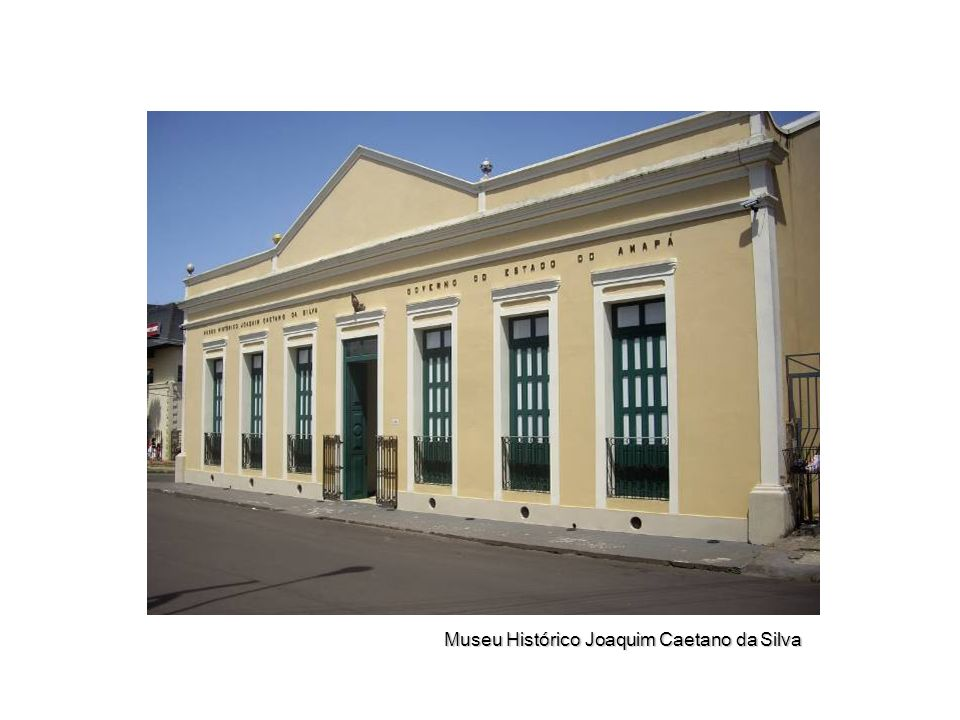 Museu Histórico Joaquim Caetano da Silva