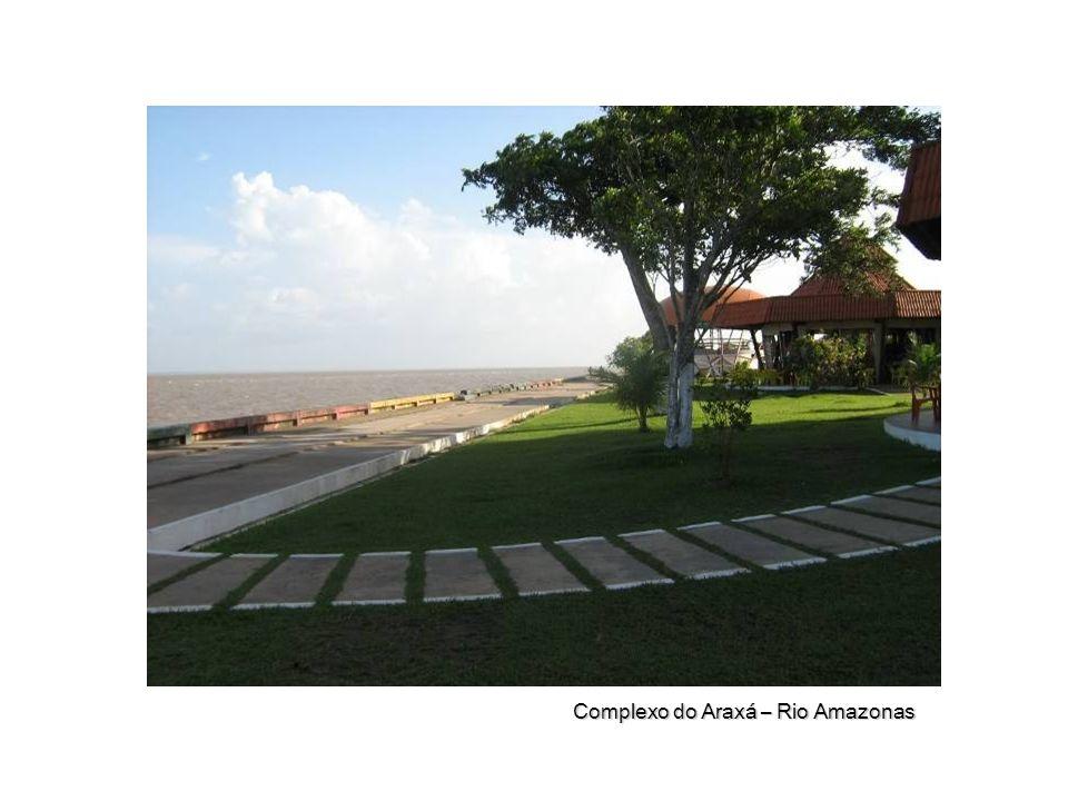 Complexo do Araxá – Rio Amazonas