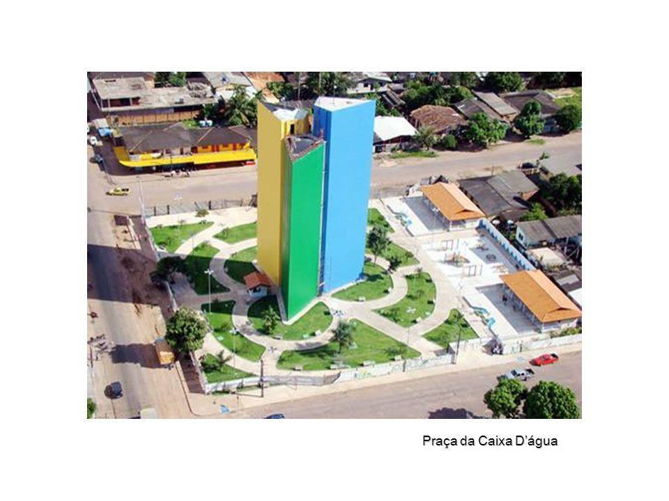 Praça da Caixa Dágua