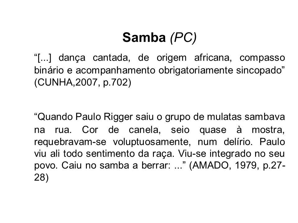 Terreiro (PC) Designação genérica do espaço físico onde se sediam as comunidades religiosas afro-brasileiras.