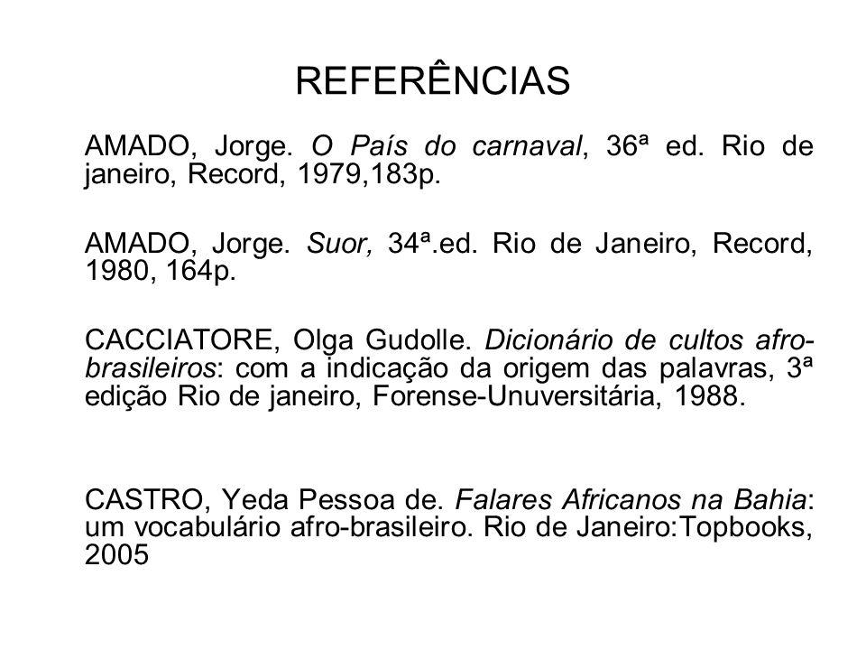 CUNHA, Antônio Geraldo da.
