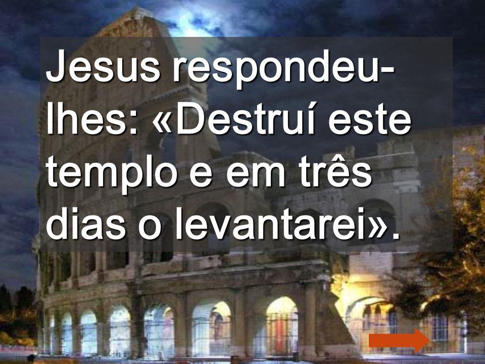 A Dedicação de uma igreja é sinal da Consagração de todos O importante sois vós, não o cimento S. João de Latrão
