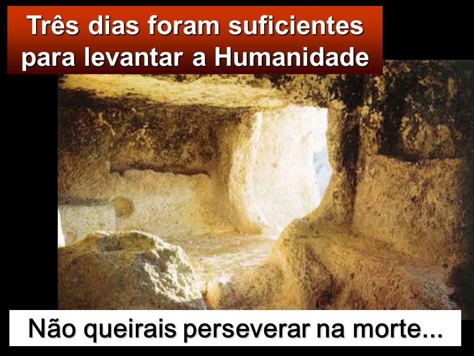 Disseram os judeus: «Foram precisos quarenta e seis anos para construir este templo e Tu vais levantá-lo em três dias?» Jesus, porém, falava do templo
