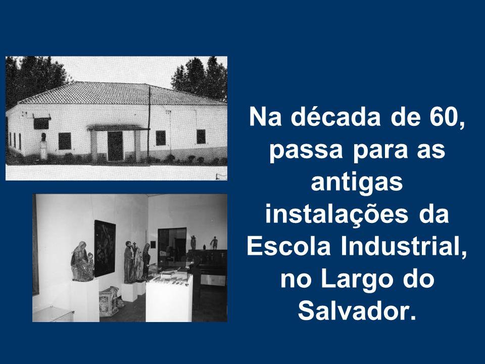 Sessenta anos após a fundação, o Museu Carlos Reis regressa à Casa Mogo, seu local de origem.