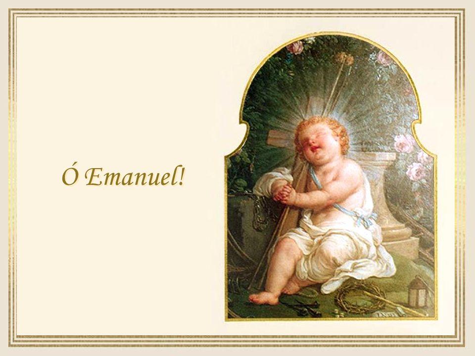 «Porque una criatura nos ha nacido, un hijo se nos ha dado. Estará el señorío sobre su hombro, y se llamará su nombre