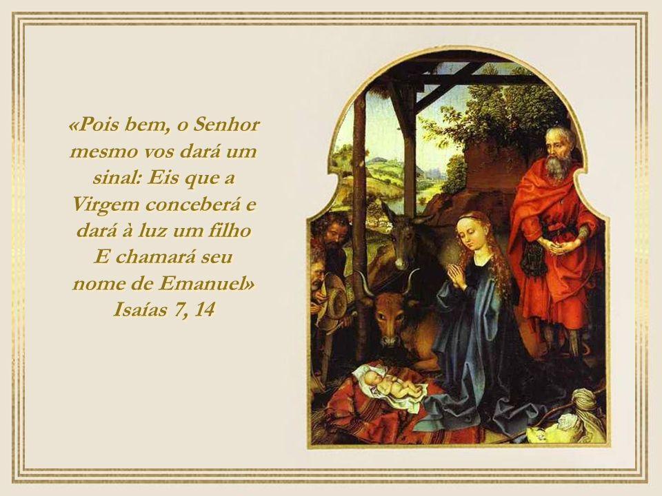 Ó Emanuel: Deus conosco, nosso Rei Legislador, Esperança das nações e dos povos Salvador: Vinde, enfim, para salvar-nos, ó Senhor e nosso Deus! Ó Eman