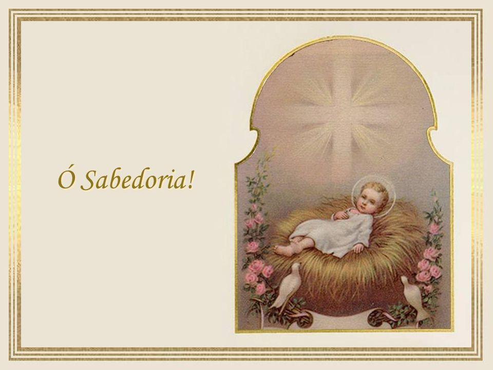 «Pois bem, o Senhor mesmo vos dará um sinal: Eis que a Virgem conceberá e dará à luz um filho E chamará seu nome de Emanuel» Isaías 7, 14 «Pois bem, o Senhor mesmo vos dará um sinal: Eis que a Virgem conceberá e dará à luz um filho E chamará seu nome de Emanuel» Isaías 7, 14
