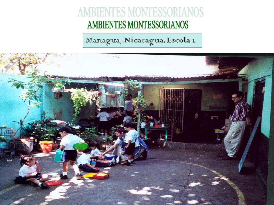Managua, Nicaragua, Escola 1