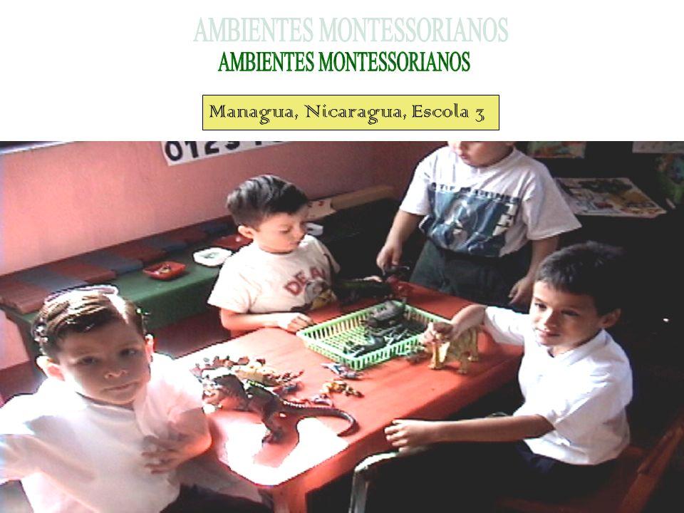 Managua, Nicaragua, Escola 3