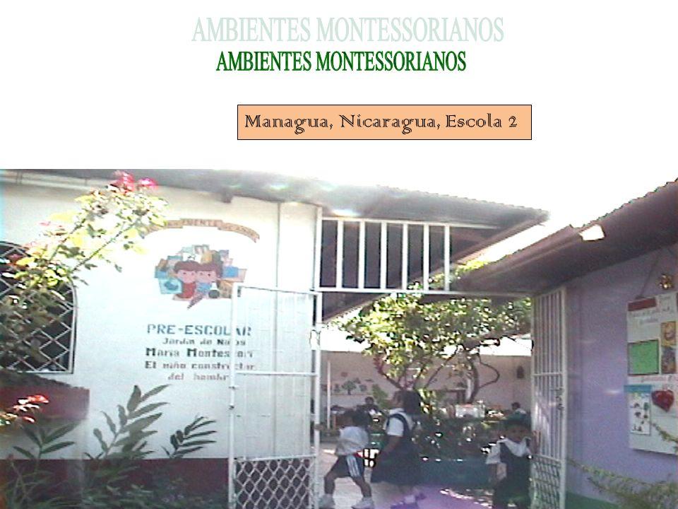 Managua, Nicaragua, Escola 2