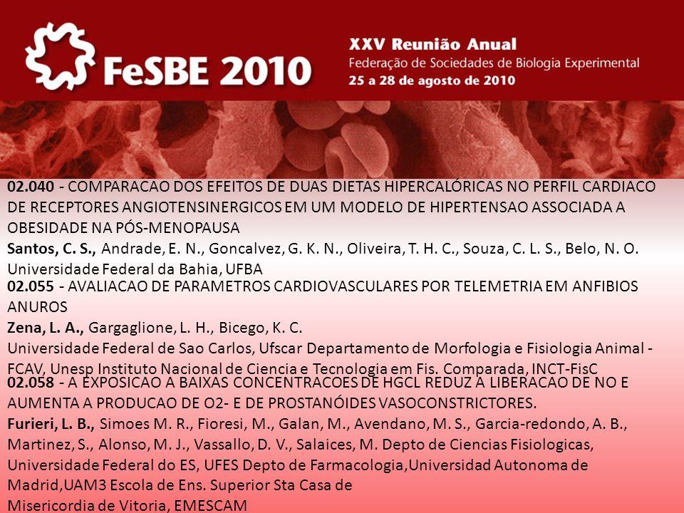 10.034 - DOXICICLINA ATENUA A MIONECROSE EM MUSCULOS ESQUELETICOS DE CAMUNDONGOS DISTRÓFICOS MDX Pereira, J.