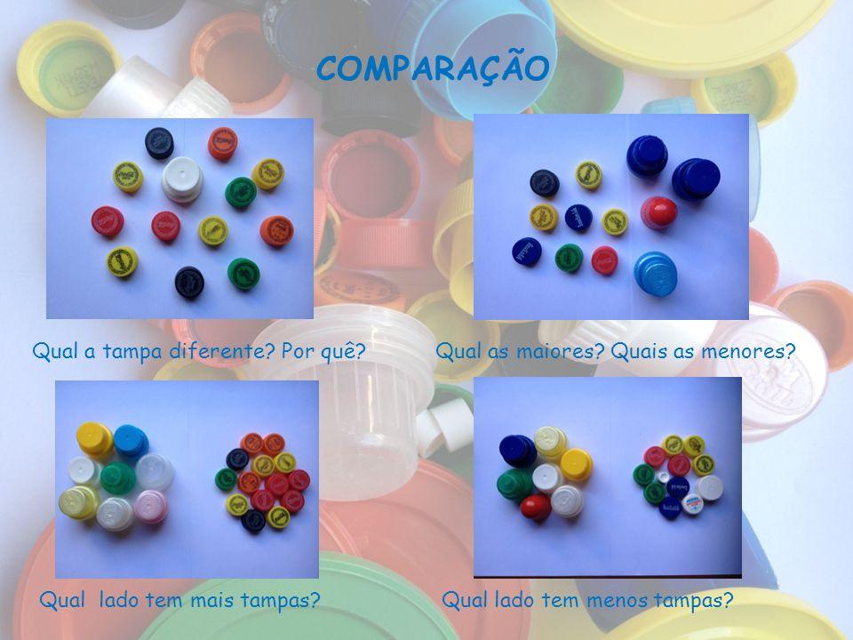 CLASSIFICAÇÃO Por tamanhos…Por tipos… Por cores … Por tipos…