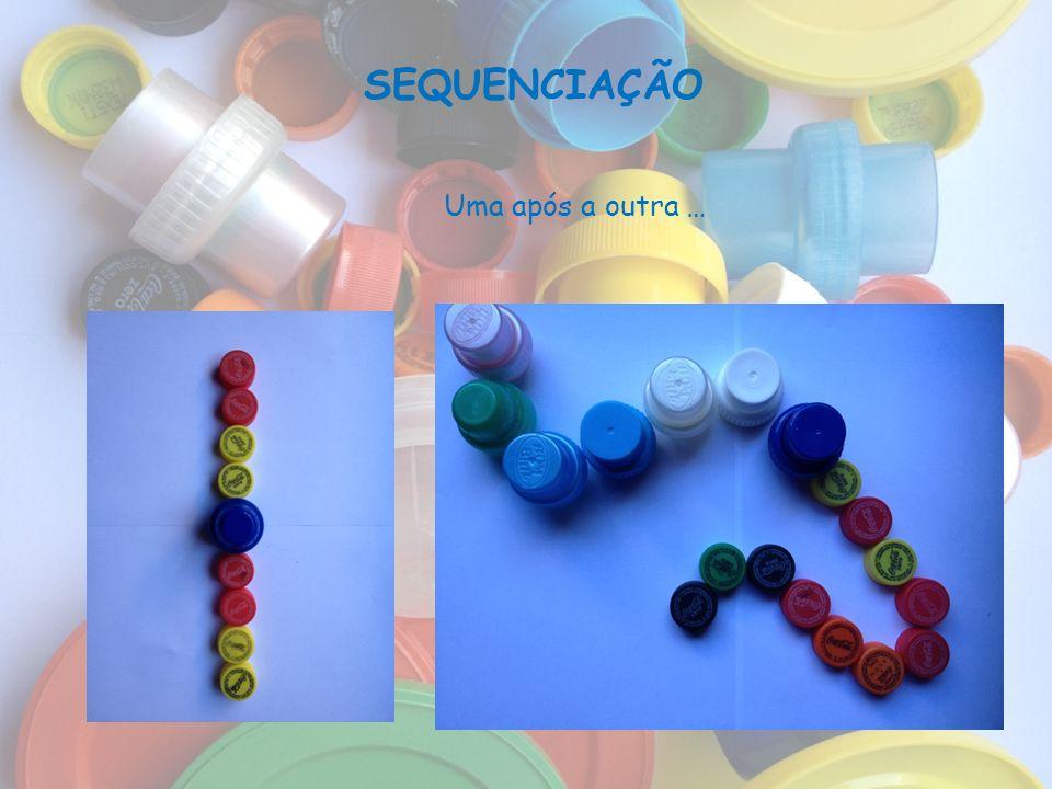 SERIAÇÃO Qual a ordem das sequências?