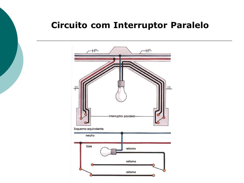 Circuito com Interruptor Paralelo