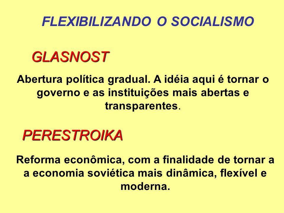 Excessivo grau de controle do Estado sobre a economia; Quais as razões da crise do bloco socialista? Grande desenvolvimento de bens de capital/produçã