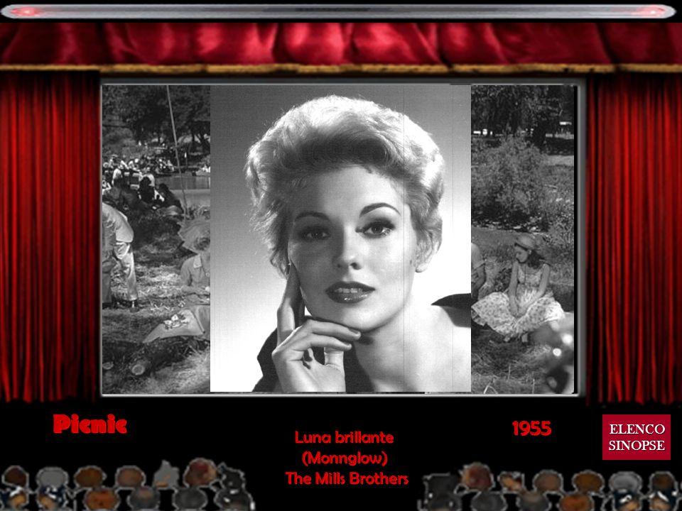1953 Los tontos también aman Tema de Shane ELENCO SINOPSE
