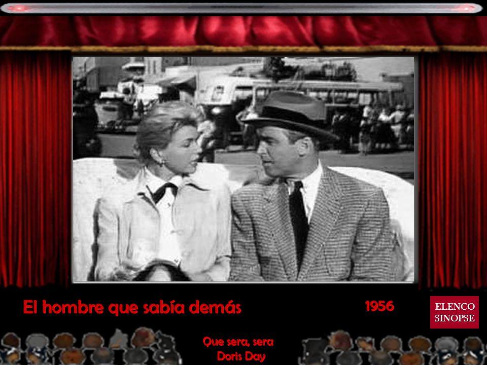 1955 Suplício de un recuerdo El amor es una cosa explendorosa Los 4 ases El amor es una cosa explendorosa Los 4 ases ELENCO SINOPSE