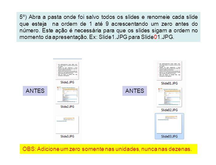 6º) Copie a pasta completa para um pendrive ou cartão de memória SD.