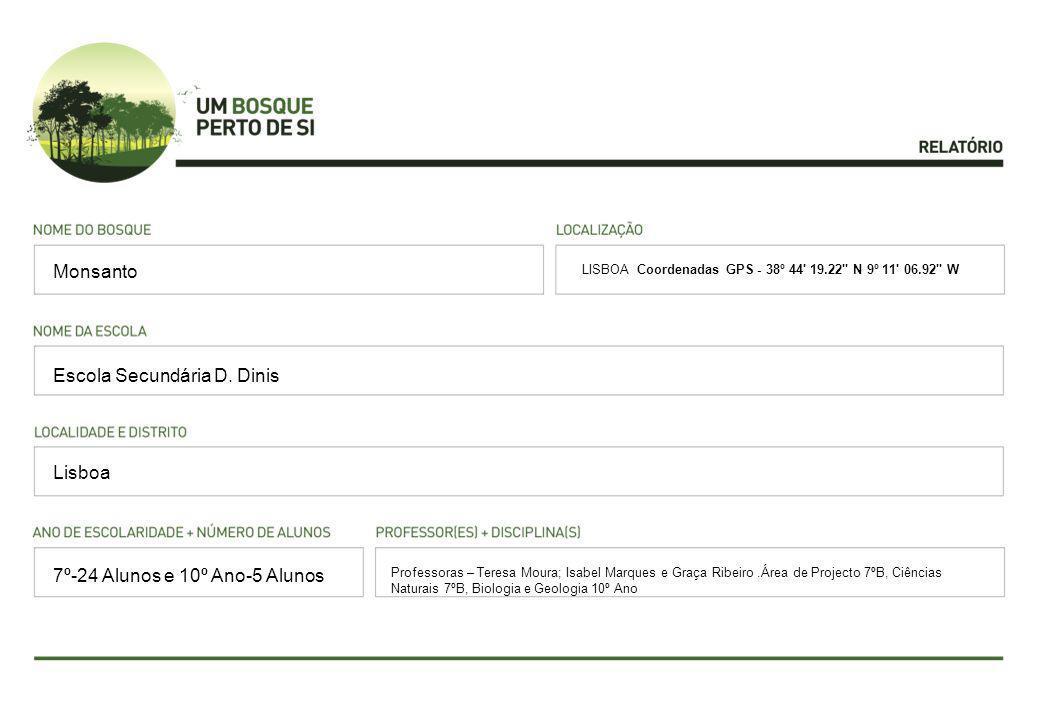 LISBOA Coordenadas GPS - 38º 44' 19.22