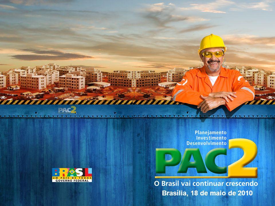 Brasília, 18 de maio de 2010
