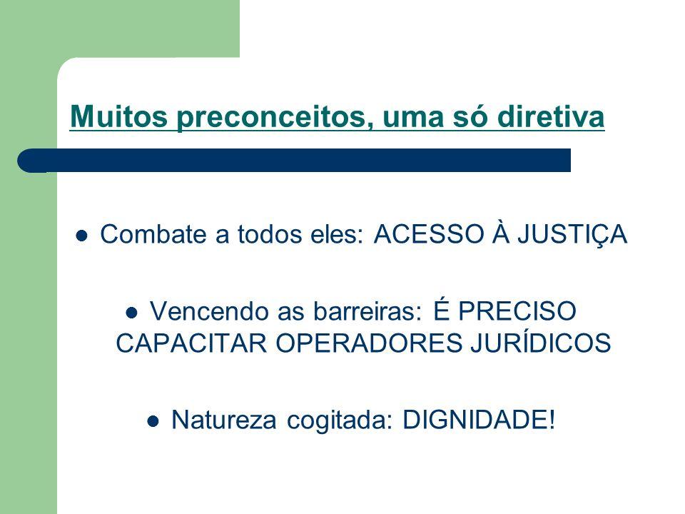 A Convenção sobre os Direitos das Pessoas com Deficiência (BRASIL) Assinatura em 2006 Decreto-Legislativo 186/2008 (vigência) Decreto 6949/2009 (eficácia) Status de emenda constitucional (Direitos Humanos, quorum qualificado de ambas as Casas Legislativas)
