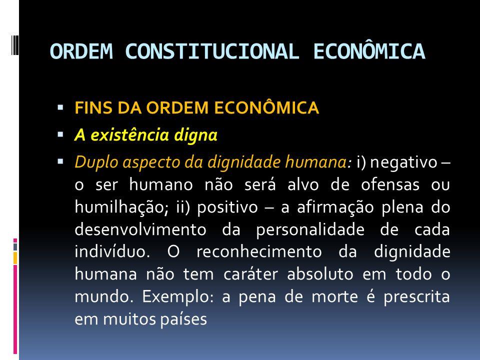 ORDEM CONSTITUCIONAL ECONÔMICA SISTEMA FINANCEIRO NACIONAL Banco Central -Trata-se de uma autarquia criada pela Lei nº 4.595/64.