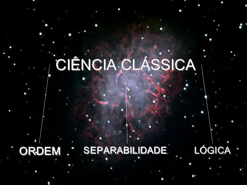 A Ordem A Ordem A ordem do Universo, tal como entendida por Descartes e Newton, era o produto da perfeição divina.