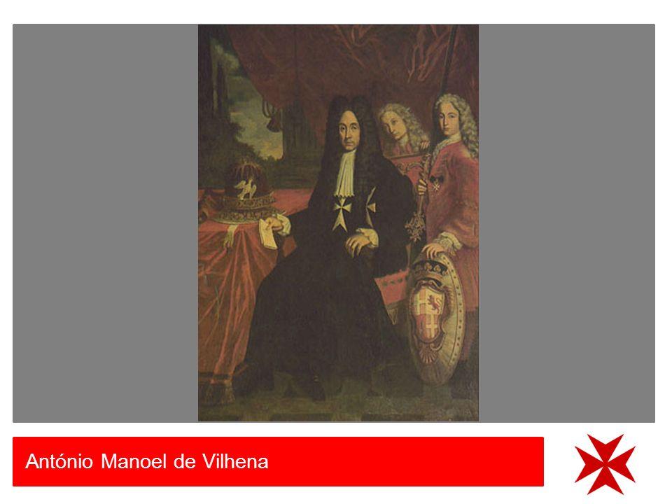 António Manoel de Vilhena
