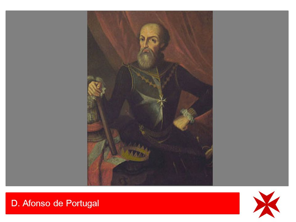 D. Afonso de Portugal