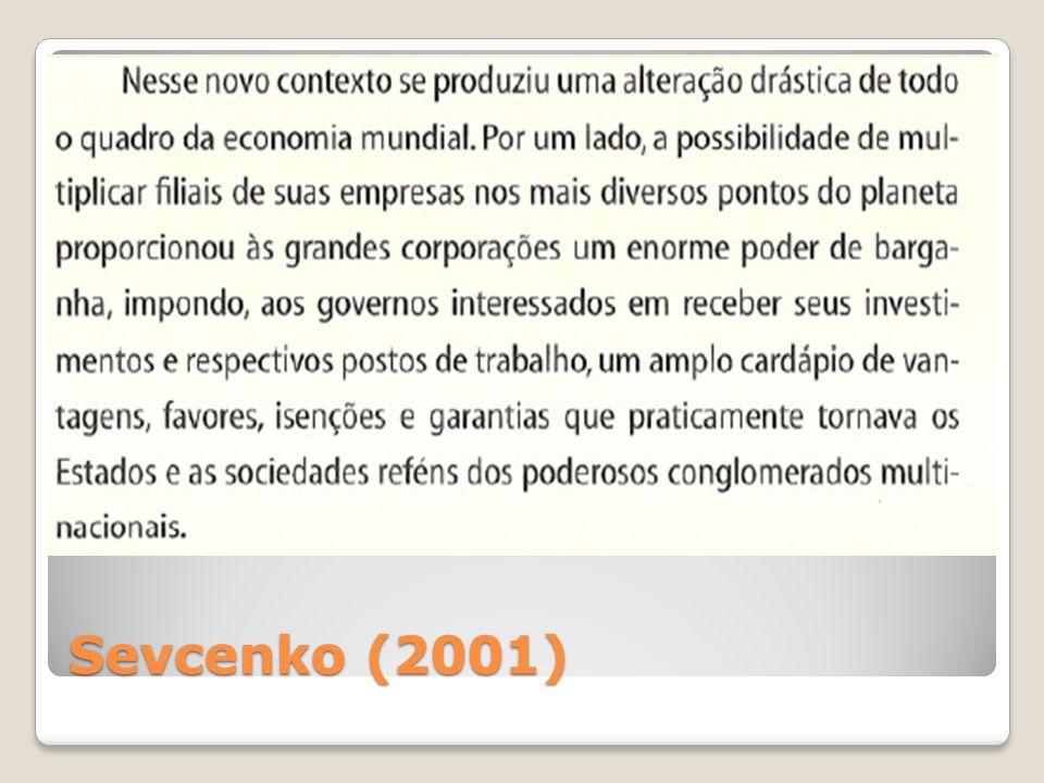 Sevcenko (2001)