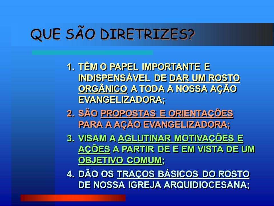 DESAFIOS À NOSSA EVANGELIZA ÇÃO